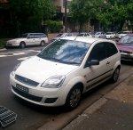 przykładowy samochód marki ford