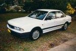 Mitsubishi Magna TS Executive V6