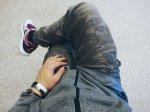 modne buty sneakers